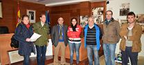 Una inversión de la Junta de 255.000 euros garantiza el suministro de agua potable al municipio de Marchal