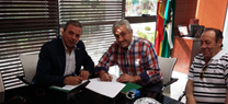 La Junta y el Ayuntamiento de Cabra del Santo Cristo suscriben un convenio para gestionar el monte público de este municipio