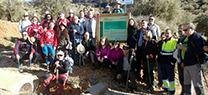Medio Ambiente adecua la vía pecuaria Veredón Mojón Blanco de Pegalajar para su uso como ruta turística y recreativa