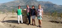 La Junta invierte más de 126.000 euros en las obras de sellado y restauración ambiental del vertedero de Solera