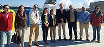 La Junta de Andalucía ha invertido 286.800 euros en las obras del Punto Limpio de Villanueva de Córdoba
