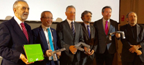 José Fiscal valora la creación de espacios para la convivencia durante los primeros Premios Andalucía de Urbanismo