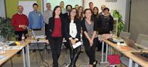 Medio Ambiente participa en una jornada de trabajo del proyecto interreg SYMBI para promover la economía circular
