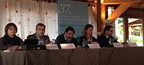 Representantes de los Geoparques Andaluces participan en el Primer Comité de la Red europea de estos espacios naturales