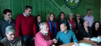 La Junta y la Mancomunidad firman el acta de cesión parcial de la obra de saneamiento del Bajo Andarax