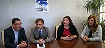 La Junta y Giahsa ponen en servicio la nueva depuradora de Puebla de Guzmán