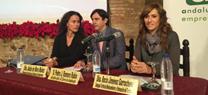 La delegada de Medio Ambiente insiste en la apuesta de la Junta por el regadío en el Andévalo Minero
