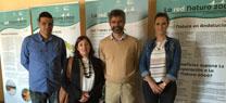 Una exposición en el Cabildo Viejo de Aracena destaca el peso de la provincia de Huelva en la Red Natura 2000 de espacios protegidos