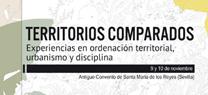 Unas jornadas de la Junta abordarán las distintas experiencias en ordenación territorial y urbanismo desarrolladas en España