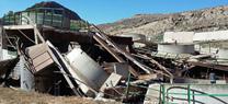 La Junta ha declarado el cierre temporal del vertedero de residuos de Los Barrios