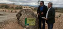 Concluye el sellado del vertedero de Porcuna que permite recuperar cerca de 3.400 metros cuadrados para la ciudadanía