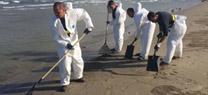 La Junta continuará alerta para que la calidad de las aguas de la Bahía de Algeciras no se vea afectada por ningún vertido