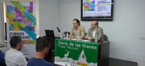 El viceconsejero de Medio Ambiente inaugura los cursos de la UMA en Ronda con la Sierra de las Nieves como protagonista