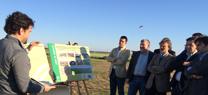 Medio Ambiente finaliza las obras de sellado y clausura del  vertedero de inertes de Écija y restaura cerca de 6 hectáreas