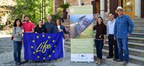 El proyecto Life Adaptamed avanza con el objetivo de atenuar los efectos negativos del cambio climático