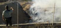 La Junta establecerá un dispositivo especial de vigilancia para detectar quemas agrícolas prohibidas en San Antón
