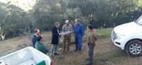 La Junta realiza tratamientos preventivos contra incendios forestales en 2.943 hectáreas en la provincia de Córdoba