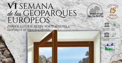 VI Semana de los Geoparques Europeos. Parque Natural Sierra Norte de Sevilla