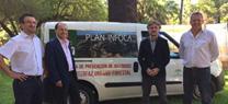 La Consejería de Medio Ambiente y Red Eléctrica de España renuevan su colaboración en materia de prevención de incendios