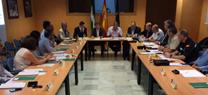 José Fiscal preside el Comité Asesor del INFOCA, que coordina a todos los organismos que integran el plan de lucha contra el fuego
