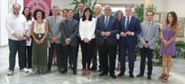 """La Junta subraya su compromiso con la UHU y confía en que la Escuela de Ingeniería estrene su nueva sede """"cuanto antes"""""""