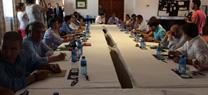 José Fiscal preside en el Parador de Mazagón el Consejo de Dirección ampliado de la Consejería de Medio Ambiente