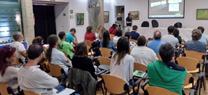 La Junta organiza un curso de formación para monitores ambientales sobre atención a personas con discapacidad visual