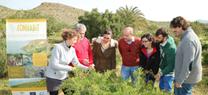 """El Parque Natural Cabo de Gata-Níjar acoge la jornada de formación """"Un litoral con Raíces"""" dentro del programa ALDEA"""