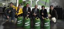 #ReciclandoVersos, jóvenes por el reciclaje de vidrio en Andalucía