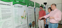La Junta difunde los valores de los espacios protegidos a través de una exposición itinerante sobre la Red Natura 2000