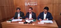 Firma de protocolo de colaboración sobre el lince ibérico