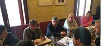 Reunión con el Ayuntamiento de Huelva