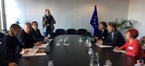 José Fiscal en la Comisión Europea