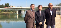 Medio Ambiente ofrece su colaboración al Puerto de Sevilla para nuevos estudios científicos del estuario del Guadalquivir