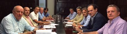 Fiscal informa a la Federación Andaluza de Caza del reglamento que aprobará mañana el Consejo de Gobierno