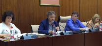 Fiscal resalta el alto grado de ejecución de las obras de emergencia para paliar los efectos del temporal de diciembre