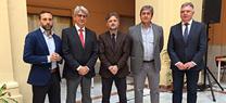 Medio Ambiente y CEPSA refuerzan su colaboración a través del patrocinio al Congreso de Cambio Climático en Huelva