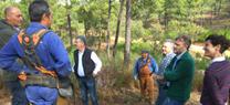 La Junta reanuda los trabajos preventivos en los montes nada más concluir el periodo de máximo riesgo de incendios