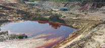Las obras de restauración ecológica por el vertido minero de La Zarza se prolongarán durante el verano
