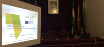 El proyecto GPP4GROWTH es presentado en un evento organizado por el proyecto GREENS en la Diputación de Cádiz