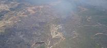 Medio Ambiente da por estabilizado el incendio declarado en Minas de Riotinto