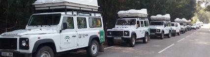 Ya está en Coimbra el convoy que la Junta ha enviado con casi un centenar de efectivos para apoyar las labores de extinción del incendio de Portugal