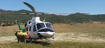 La Junta mantiene desplegados 13 medios aéreos para la campaña de extinción de incendios forestales 2017