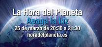 Medio Ambiente se suma un año más a la iniciativa de WWF 'La Hora del Planeta'