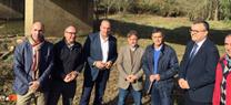 Medio Ambiente y Ordenación del Territorio destina 6,6 millones a limpieza de cauces y reposiciones hidráulicas en Cádiz, Málaga y Huelva