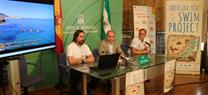 La Junta colabora con el reto deportivo solidario 'Mójate por la vida' que se celebra en aguas del Parque Cabo de Gata-Nijar