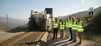 Obras de acondicionamiento de la ruta 'Camino de las Fundiciones Reales'