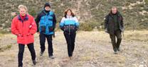 Medio Ambiente invierte 80.000 euros en trabajos de prevención contra incendios forestales en 7 municipios de Granada