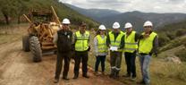 La Junta destina 1,2 millones de euros a la mejora y mantenimiento de caminos forestales en la provincia de Jaén