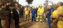 La Junta destina más de 3 millones de euros en actuaciones de prevención de incendios en montes públicos de 40 municipios